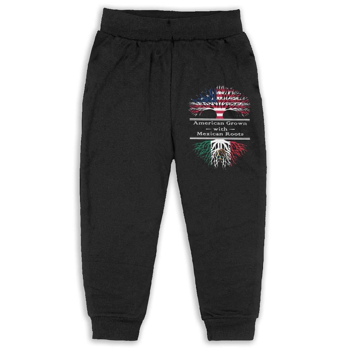 Soft Cozy Girls Boys Elastic Trousers Udyi/&Jln-97 American Grown Irish Roots Unisex Baby Sweatpants
