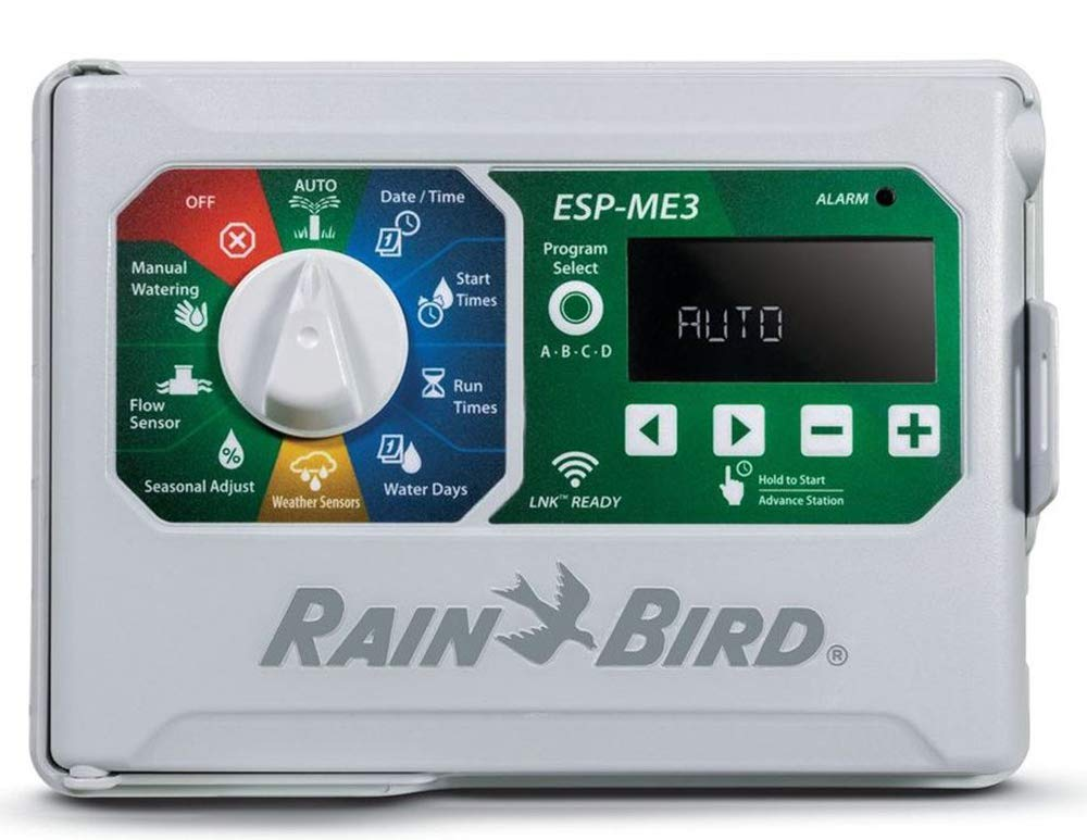 ESP4ME3 - Outdoor 120V Irrigation Controller (LNK WiFi Compatible) by Rain Bird