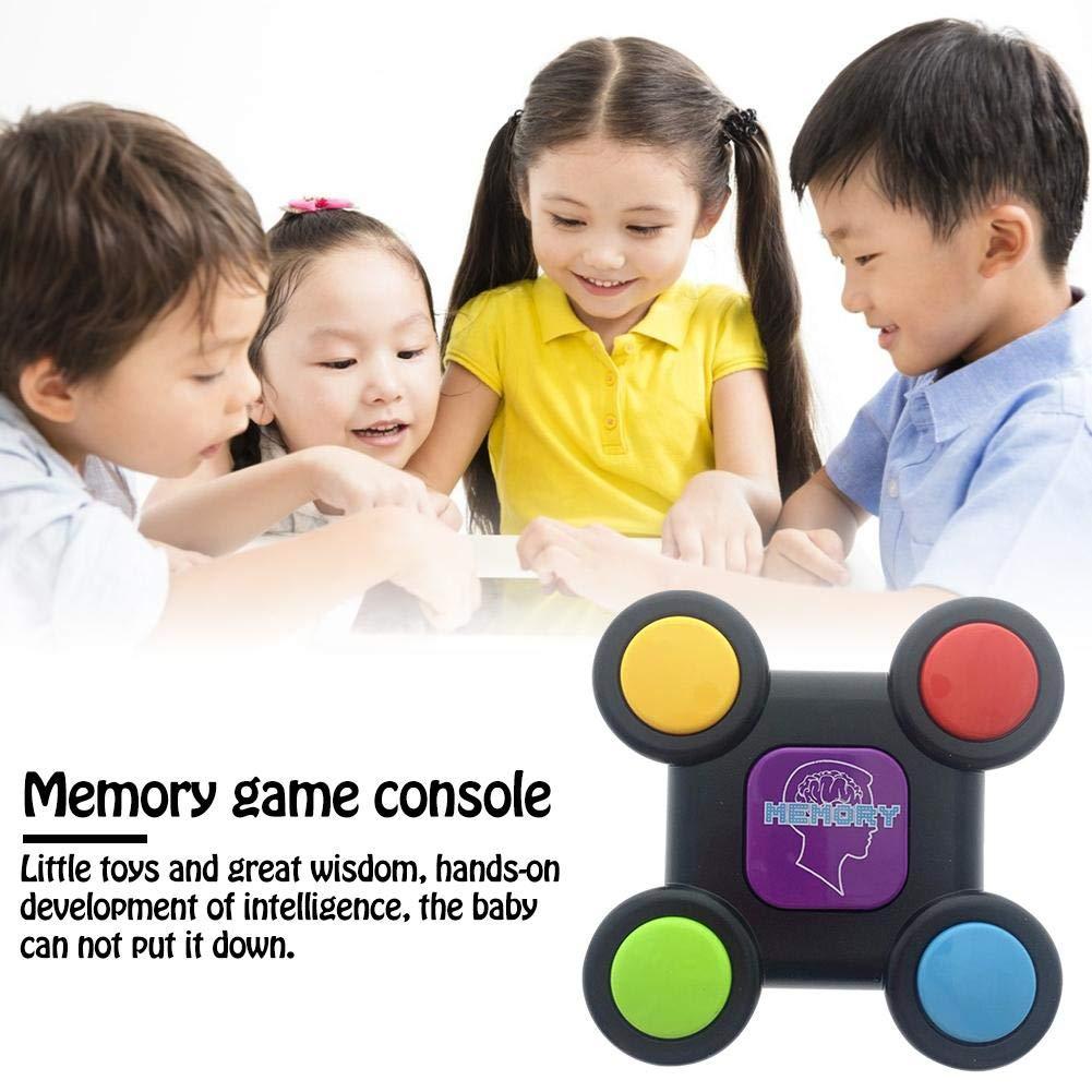 Kinder Interaktives Spiel Flashing Light Memory Training Spielkonsole Puzzle