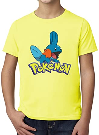 dce10194 Mudkip Pokemon Ultimate Youth Fashion T-Shirt by True Fans Apparel - 100%  Organic