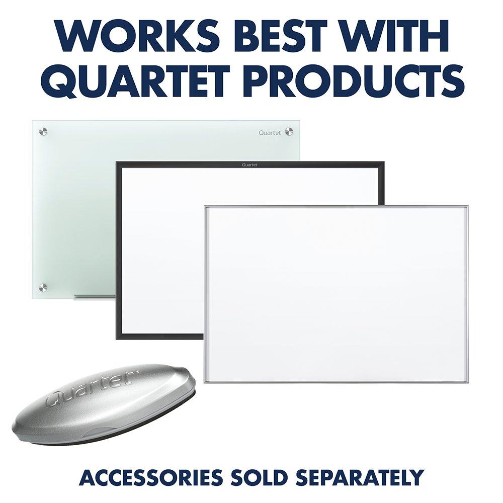 Quartet Dry Erase Markers, Whiteboard Markers, Fine Point, Mini, Magnetic, ReWritables, Classic Colors, 6 Pack (51-659312Q) by Quartet (Image #6)