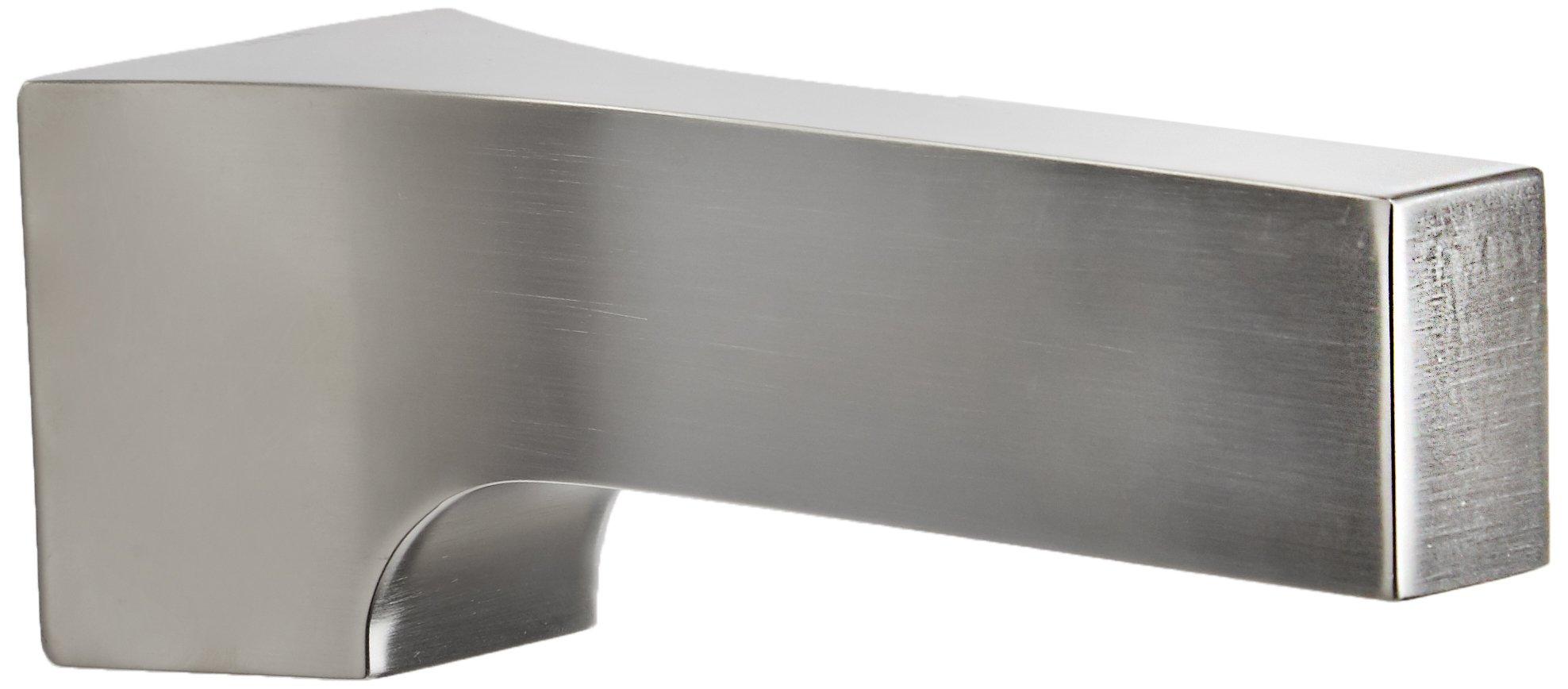 Delta Faucet RP87251SS Zura Non-Diverter Tub Spout, Stainless by DELTA FAUCET