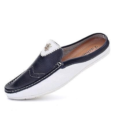 Lederabsatz Sandalen freie[Leder Sandalen ohne Fersen
