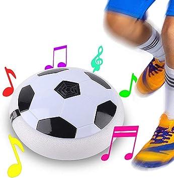 Onlyzer Juguete Balón de Futbol Flotante, Air Soccer Football con ...