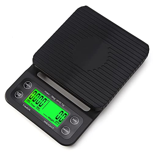 OUTRY Coffee Scale With Timer