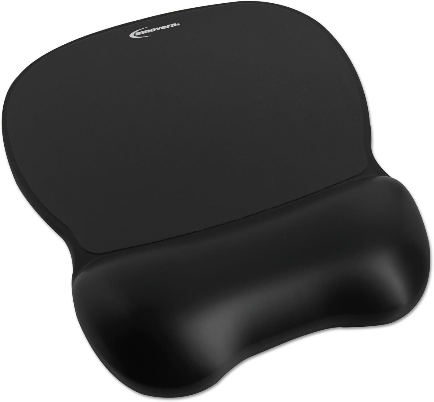 Black Innoverareg; Gel Nonskid Keyboard Wrist Rest