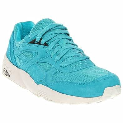 Puma for Men: R698 Mesh Evolution Bluebird Sneaker (10.5)
