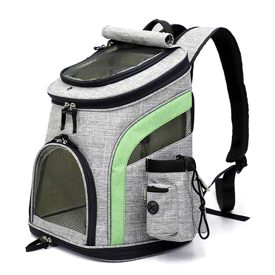 vendita economica Legendog Pet Pet Pet Carrier Mesh Traspirante Portatile Pet Backpack Pet Carry Bag per Cani Cats  economico online