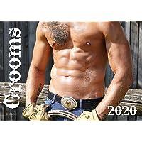 Grooms 2020: Erotische Fotos aus dem Alltag eines Stallburschen im Westernreitstall