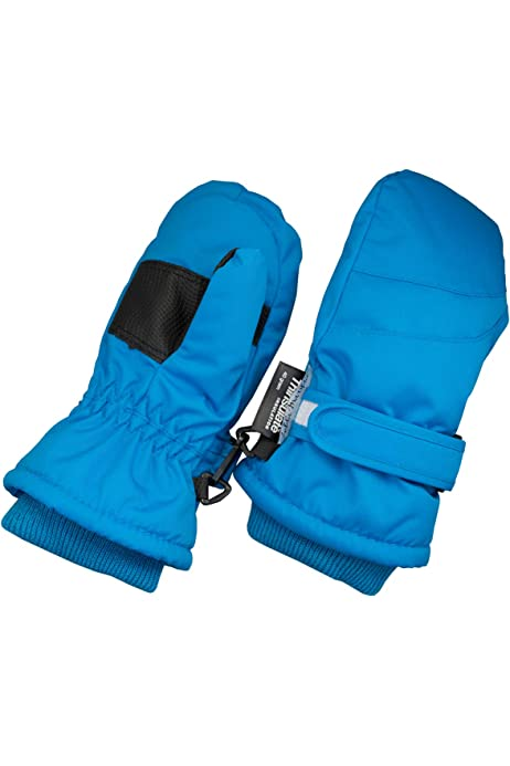 Thinsulate Winter Waterproof Gloves Children Toddlers Infant and Baby Mittens
