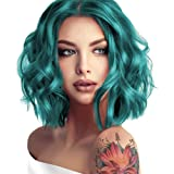 Celeb Luxury Viral Colorwash: Teal Color Depositing Shampoo Concentrate, 10 Vivid and Pastel Colors, Stops Fade, 1 Quick Wash, Cleanse + Color, Sulfate-Free, Cruelty-Free, 100% Vegan