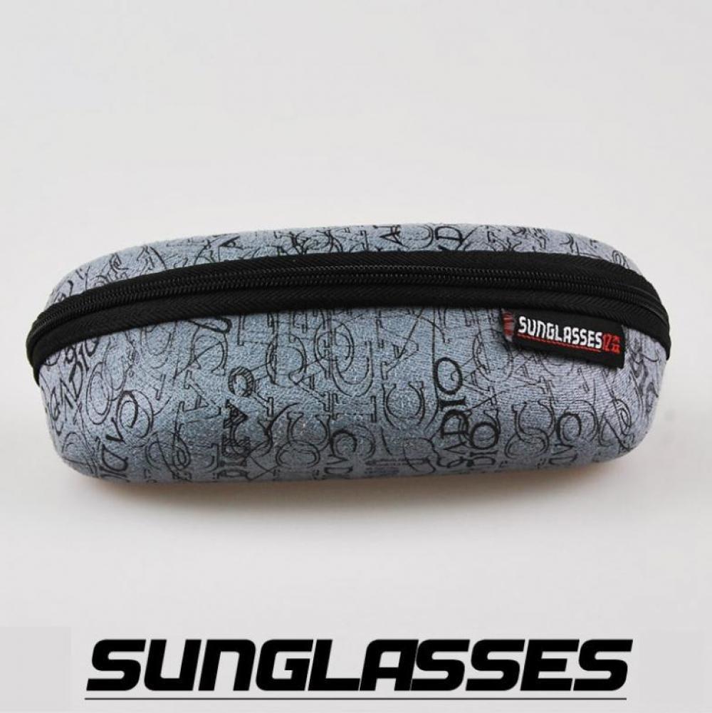Gafas de sol en julio de moda de última Case Box Blanco ...