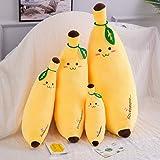 Creative Down Cotton Imitation Fruit Banana Pillow Cute Banana Plush Toy