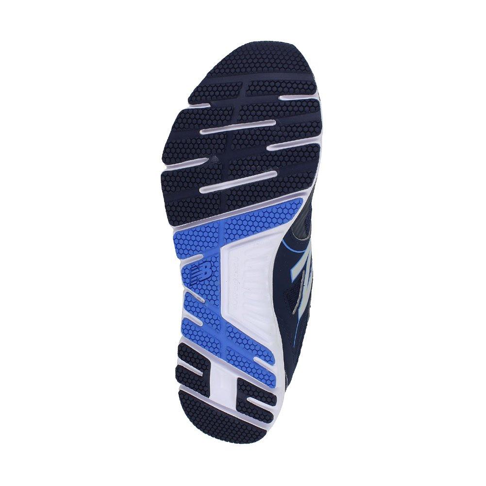 New Balance Women's 630v5 Flex Ride Running Shoe B0195IMWDK 11 D US|Navy/Silver