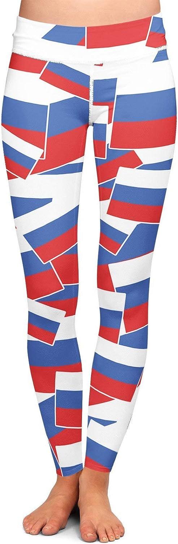 Russia Yoga Leggings