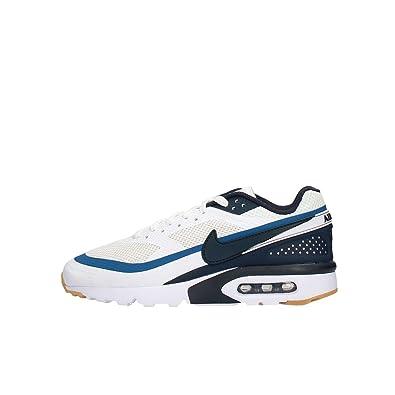 competitive price 149fd 8f04c Nike Herren Air Max Bw Ultra Trainer, Blau Weiß