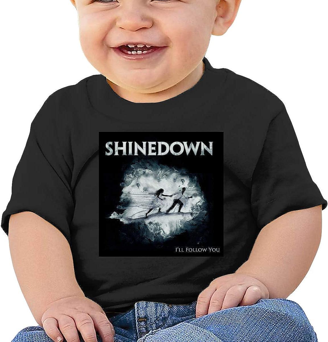 Kangtians Baby Shinedown Shirt Toddler Cotton Tee