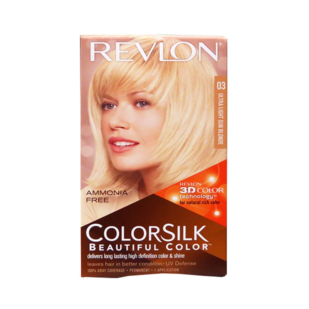 Revlon Hair Color Ultra Light Sun Blonde(03) 326039