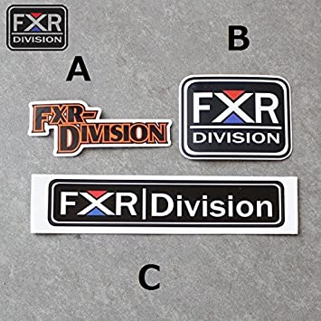 Amazon | FXR-DIVISION ハーレー FXRディヴィジョン ステッカー