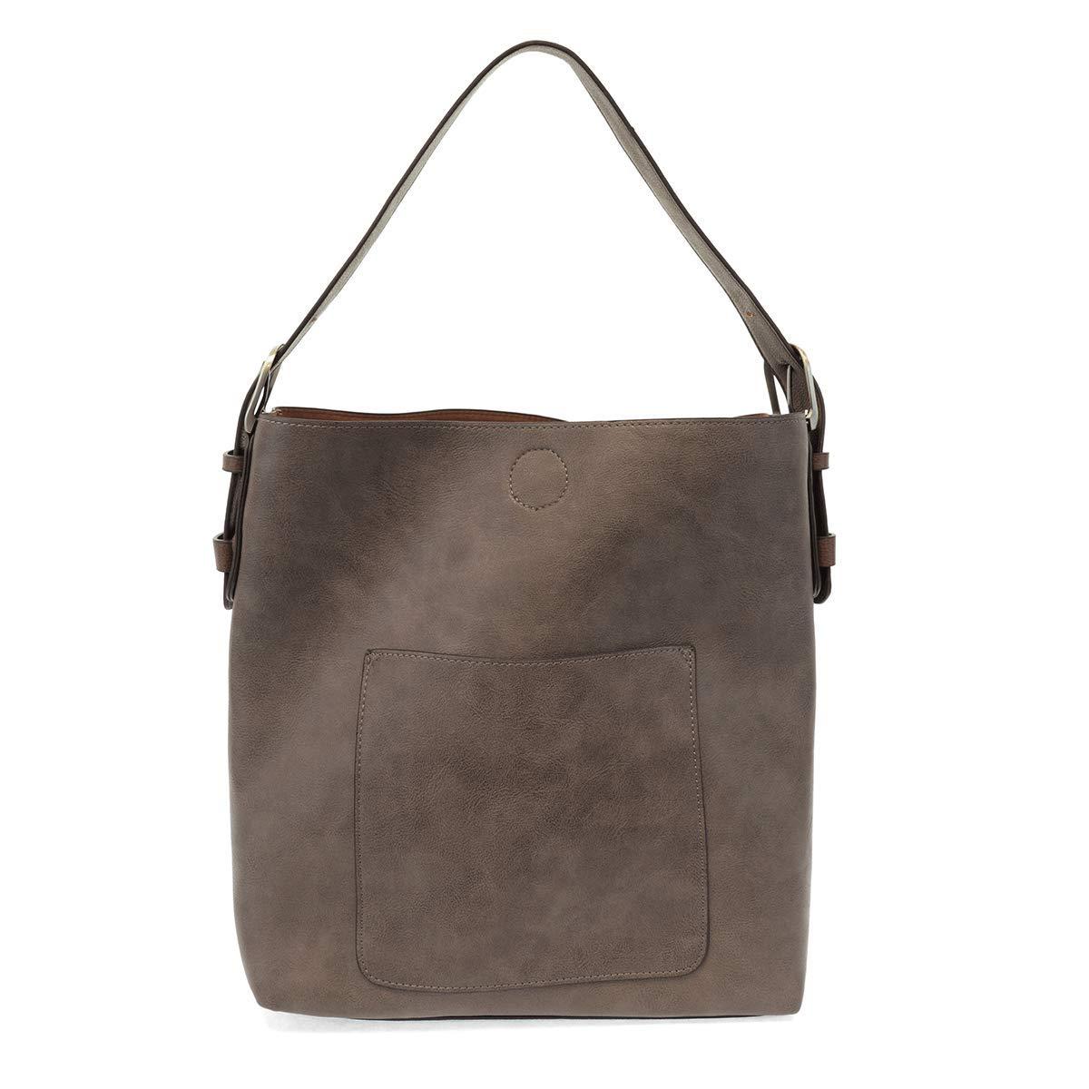 Espresso Joy Susan Classic Hobo Handbag