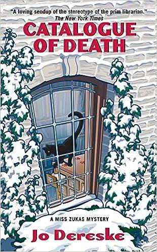 Catalogue of Death: A Miss Zukas Mystery