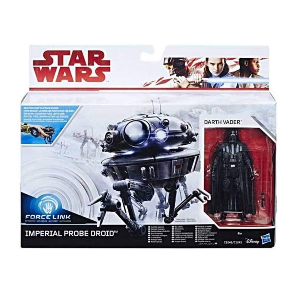 Hasbro C1246 Star Wars - Die letzten Jedi  Fahrzeug Probe Droid Darth Vader B075Z2N9NX Fantastische Kreaturen Kinder mögen | Niedriger Preis