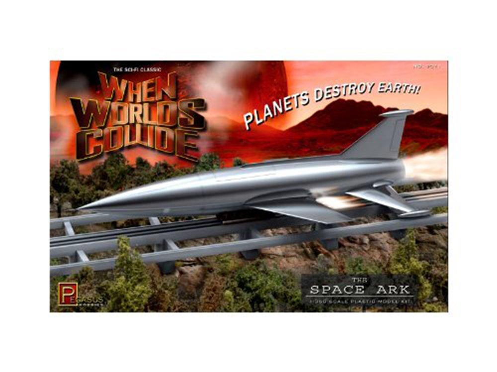 Pegasus Hobbies 9011 1/350 Space Ark When Worlds Collide Pegasus Hobby PH9011