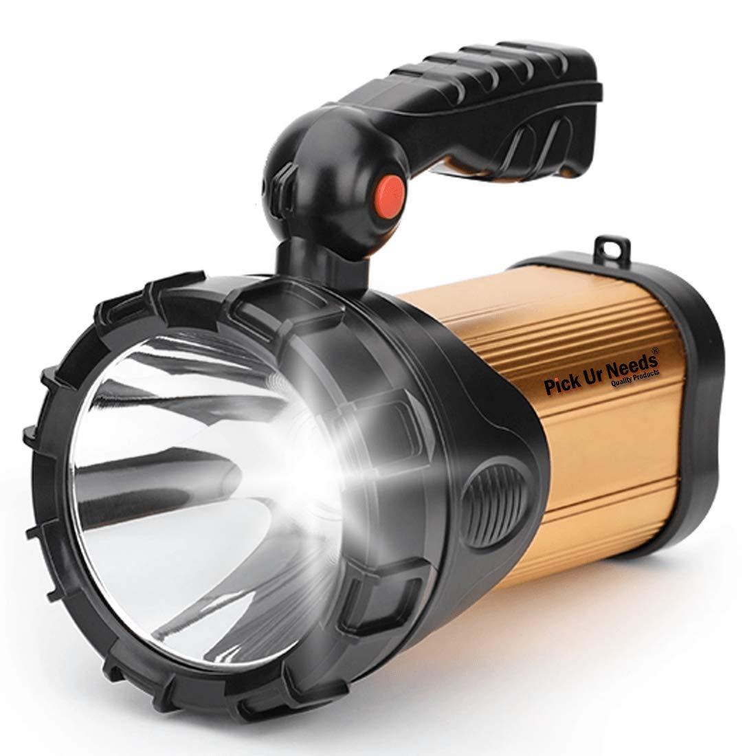 Buy Pick Ur Needs ® Metal 100Watt Rechargeable Waterproof ...
