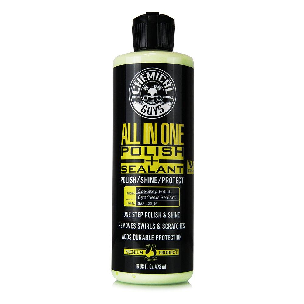 Chemical Guys Gap_106_16 All-in-One Polish + Shine + Sealant (16 oz)