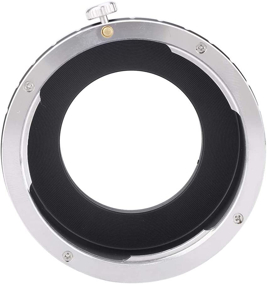 Metal Lens Adapter Ring for Canon EOS Mount Lens to Fit for Olympus M4//3 Mounts Mirrorless Camera Lens Adapter
