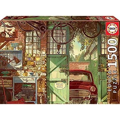 Educa Borras Puzzle Colore Vario 18005