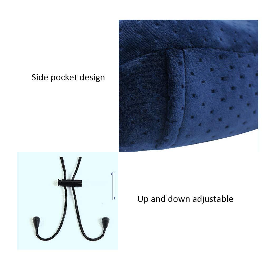 Amazon.com: Cojín de cuello para coche, almohada de viaje en ...