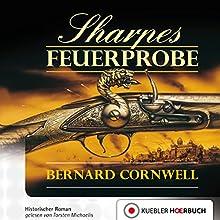 Sharpes Feuerprobe (Sharpe-Serie 1) Hörbuch von Bernard Cornwell Gesprochen von: Torsten Michaelis