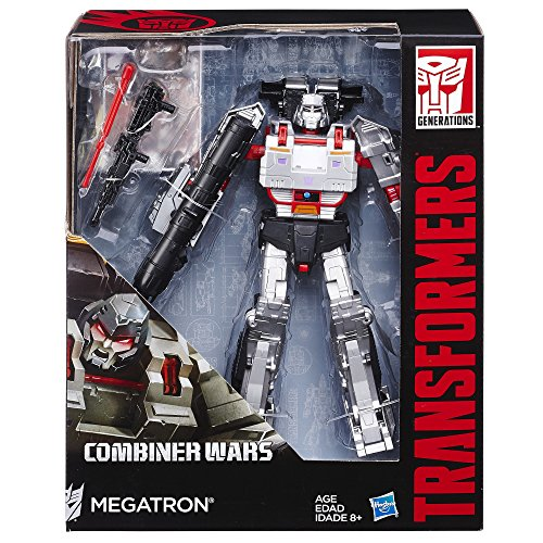 TRANSFORMERS Generations Combiner Wars - MEGATRON Figure