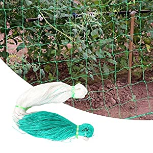 Garden Plant Climbing Support Net Fruit Vegetable Growing Mesh Greenhouse Accessory 4x100m