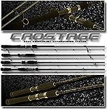 メジャークラフト 釣り竿 ベイトロッド クロステージ ティップラン&イカメタル CRJ-B662NS/TR 6.6フィート