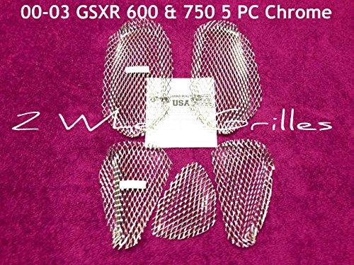 2000 Gsxr 750 - 6