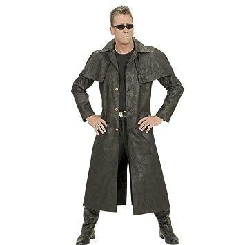 NET TOYS Abrigo Vaquero Negro Disfraz del Oeste XL 54 Traje Cowboy Sheriff  Atuendo Salvaje Oeste 3cc7fc5f91a