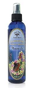 Island Soap & Candle Works Botanical Body Mister, Plumeria Lei