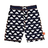 Lässig Boys Baby Board Shorts Viking 24 Months, Dark Blue