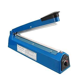 Yontree Sellador de Bolsas de Plástico Portátil Color Azul ...