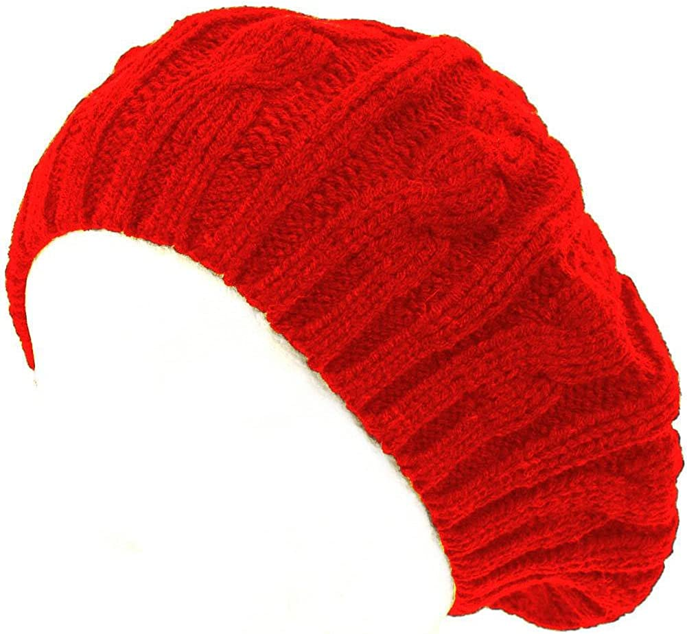 TOP HEADWEAR Cable Knit...