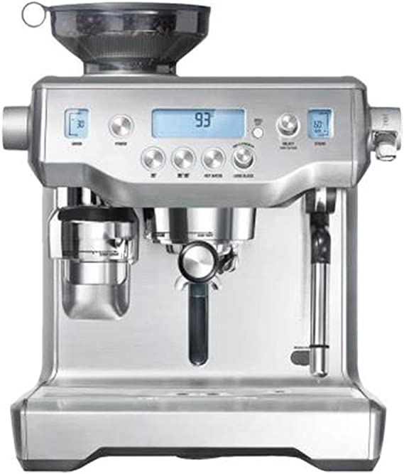 Gastroback 42640 Independiente Totalmente automática Máquina espresso 2.5L Acero inoxidable - Cafetera (Independiente, Máquina espresso, 2,5 L, Molinillo integrado, 2400 W, Acero inoxidable): Gastroback: Amazon.es: Hogar