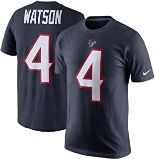 7f86eb04f ... Mens Houston Texans Deshaun Watson Nike Navy Player Pride Name Number  T- Shirt Mens Nike New Orleans Saints ...
