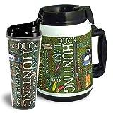 american expedition thermal mug - American Expedition Duck Hunting Tumbler/Thermal Mug Set