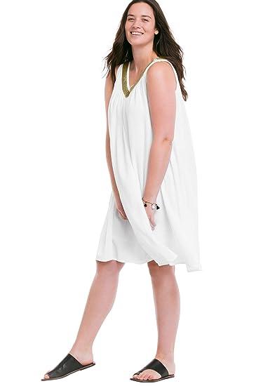 Ellos Women\'s Plus Size Goddess Dress at Amazon Women\'s ...