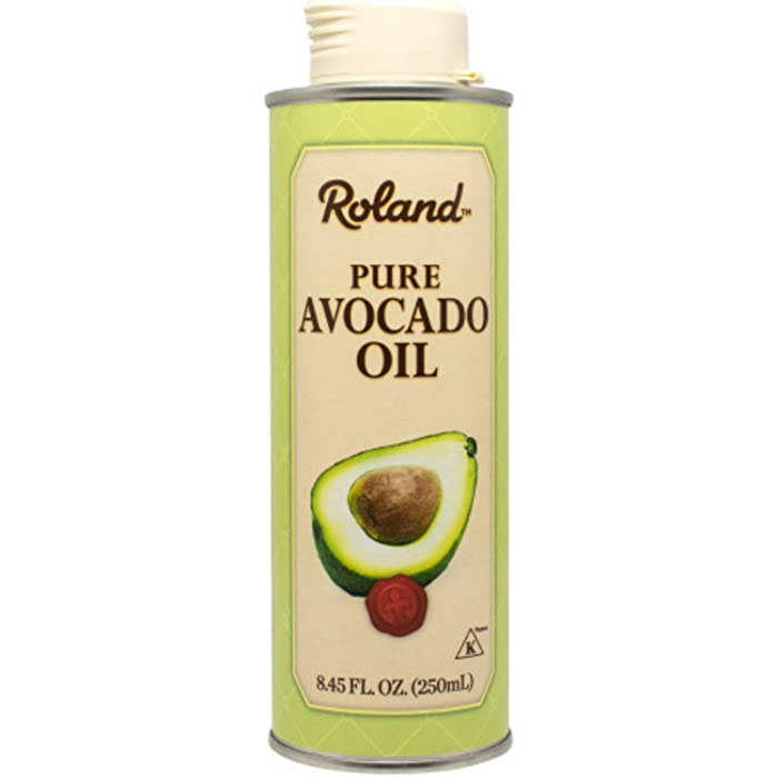 Roland Foods Pure Avocado Oil, Specialty Imported Food, 8.45 Fl Oz Can