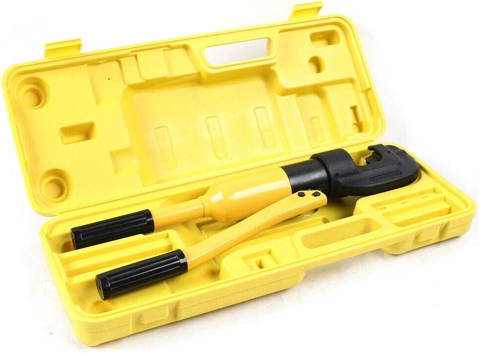 Hydraulischer Bolzenschneider Hydraulik Stahlschneider Baustahlschneider 4mm-22mm Bewehrungsschere