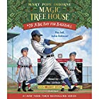 A Big Day for Baseball: Magic Tree House, Book 29 Audiobook by Mary Pope Osborne Narrated by Mary Pope Osborne