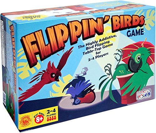 Price comparison product image Flipping Birds Box Game